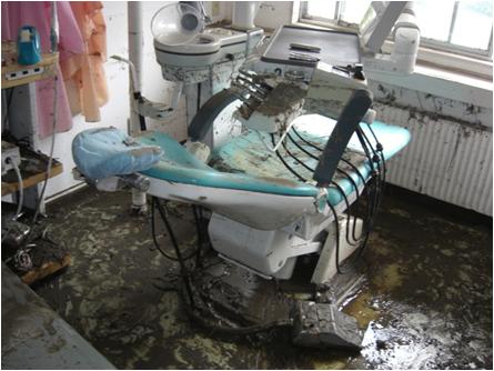 東松島市鳴瀬歯科診療所 東日本大震災